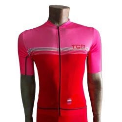 Maillot verano ARROW RED/PINK
