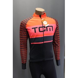 CHAQUETA TCM Thermo-BIO Naranja